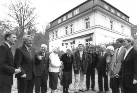 Einweihung 1996